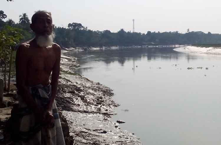 হারিয়ে গেছে তালার দরগাহমহল গ্রাম