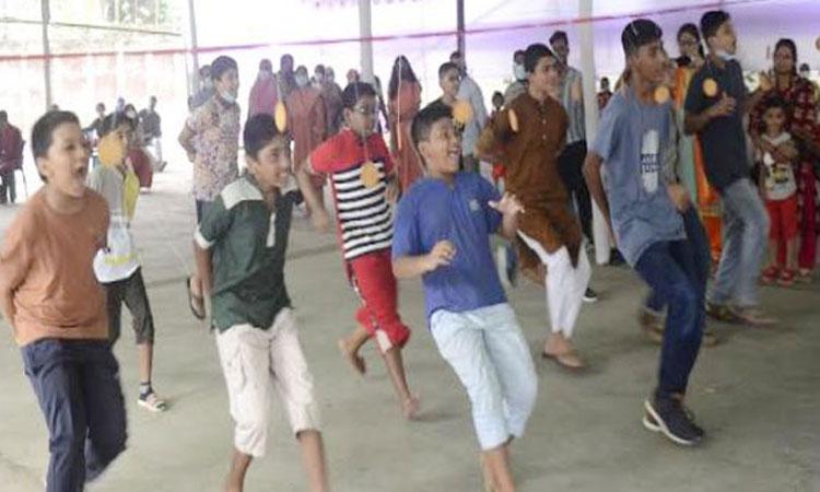 জাতীয় প্রেসক্লাবের ৬৭তম প্রতিষ্ঠাবার্ষিকী উপলক্ষে শিশু আনন্দমেলা