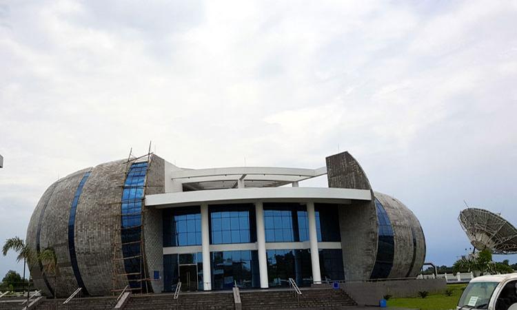 Image result for বেতবুনিয়া গ্রাউন্ড স্টেশন
